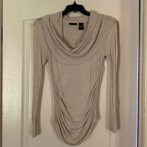 Moda International cowl neck sweater